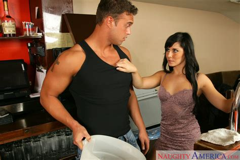 Madison Ivy And Rocco Reed In Naughty Rich Girls Naughty