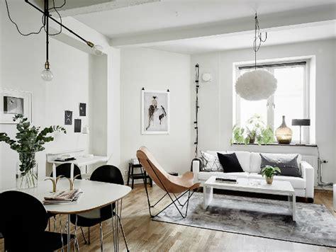 Living Room Ideas Inspired By Scandinavian Design