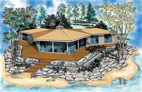 unique house plan  unique character