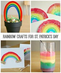 30+ St. Patrick's Day Crafts for Kids | Make and Takes