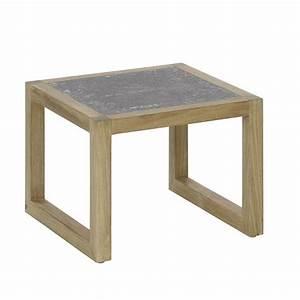 Petite Table Basse Pliante : petite table basse kontiki jardinchic ~ Melissatoandfro.com Idées de Décoration