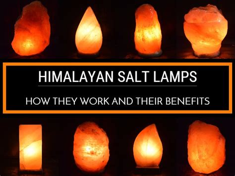 himalayan salt l do they work himalayan salt ls how they work and their benefits