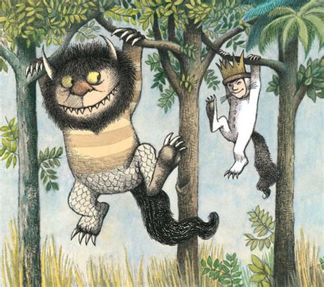Where The Wild Things Are Max On A Boat by Where The Wild Things Are Illo Max And Carol Quot Where