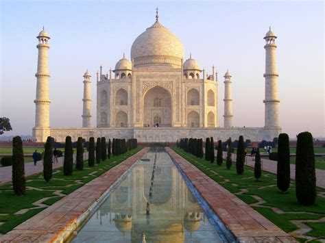 The Exquisite Mughal Architecture Of Agra India