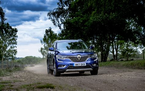 Renault Koleos 4k Wallpapers by Wallpapers Renault Koleos 4k Offroad 2018 Cars