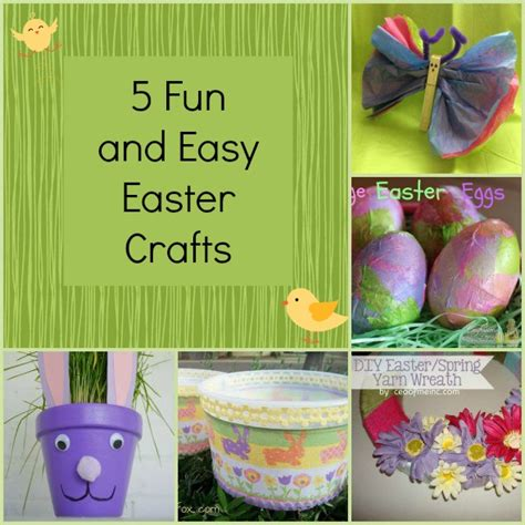 craft ideas easter easy easter crafts ye craft ideas 1531