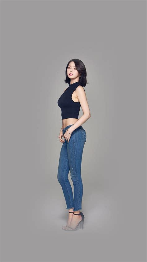 hj kpop girl kwon nara hellovenus jean hot wallpaper