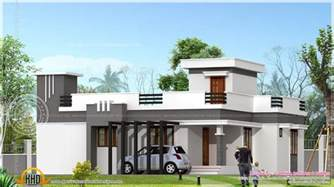 small contemporary house plans small contemporary home in 1200 sq indian house plans