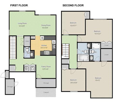 draw a floor plan draw house floor plans