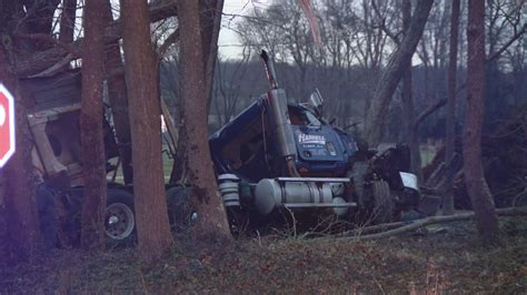 Multiple Injuries Reported In Accident Involving School