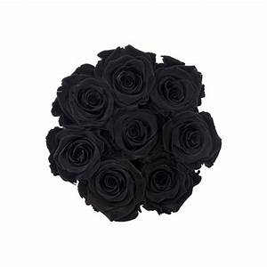 Ewige Rosen Box : schwarze ewige rosen in schwarzer kleinen blumenbox online blumenladen rose du ch teau ~ Eleganceandgraceweddings.com Haus und Dekorationen