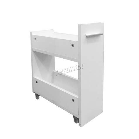 Slim Bathroom Cabinet Storage by Foxhunter Bathroom Kitchen Slide Out Storage Drawer