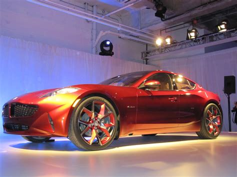 Fisker Gets 100 Million In New Funding To Build The Atlantic