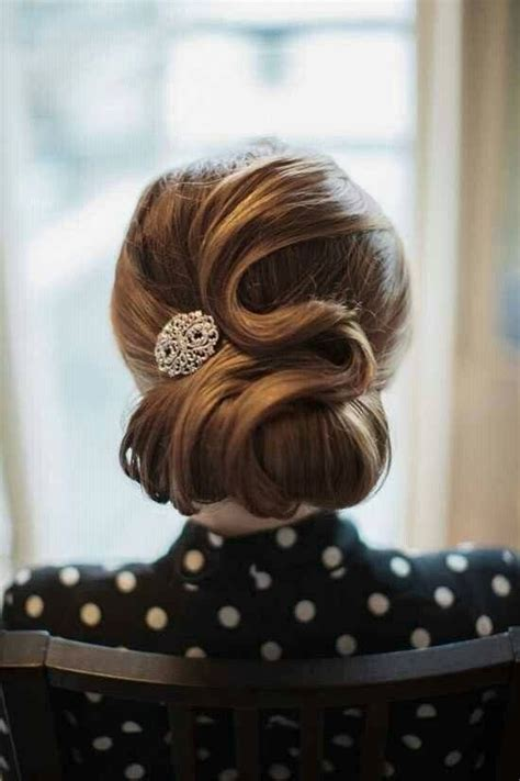 20s Updo Hairstyles by 225 Best 20s 30s 40s And 50s Images On