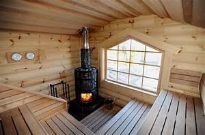 Sauna Mit Holzofen : sauna holzofen harvia legend mit schornsteinumrandung nach den neuesten bischv richtlinien ~ Whattoseeinmadrid.com Haus und Dekorationen