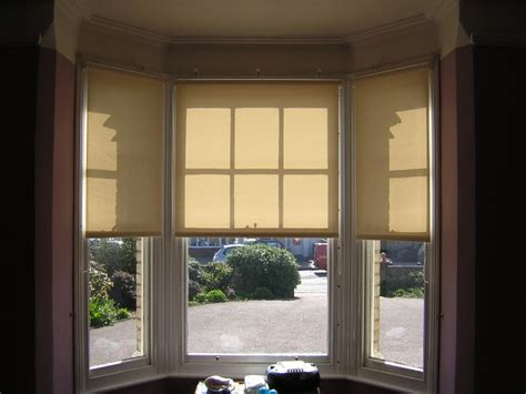 blinds  bay windows  practical option ready