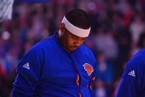 Knicks Leave Carmelo Anthony Off Season Ticket Promo ...