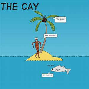 the cay Book Covers