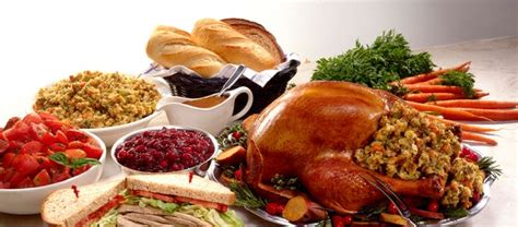 Easter dinners available for takeout and delivery. Places You Can Buy Thanksgiving Dinner If You Don't Want ...