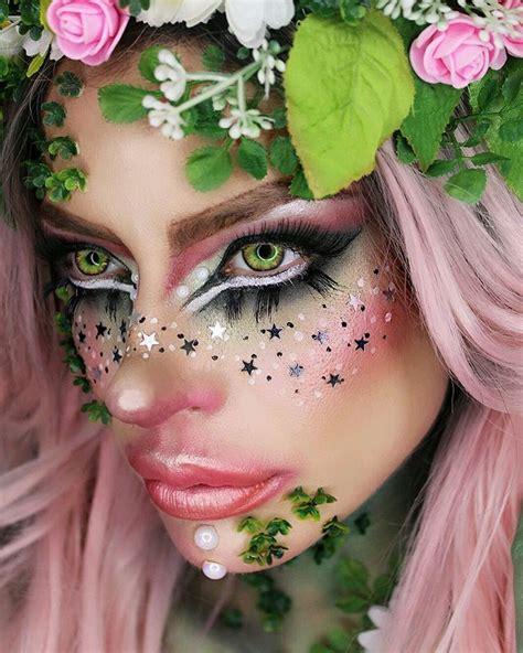 schminken vir mutter natur kost 252 m fasnacht schminke schminkideen und make up