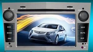 Autoradio Opel Astra H : autoradio per opel astra zafira meriva antara corsa monitor hd dvd mp3 gps dvb t autoradio ~ Maxctalentgroup.com Avis de Voitures