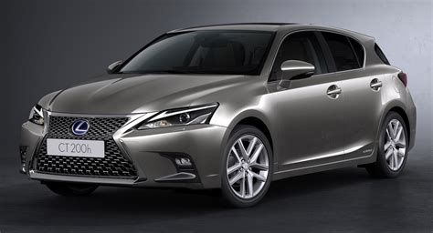 lexus ct200 2018 lexus gives 2018 ct 200h a final facelift and drops it