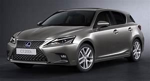Lexus Ct 200h : lexus gives 2018 ct 200h a final facelift and drops it from u s lineup carscoops ~ Medecine-chirurgie-esthetiques.com Avis de Voitures