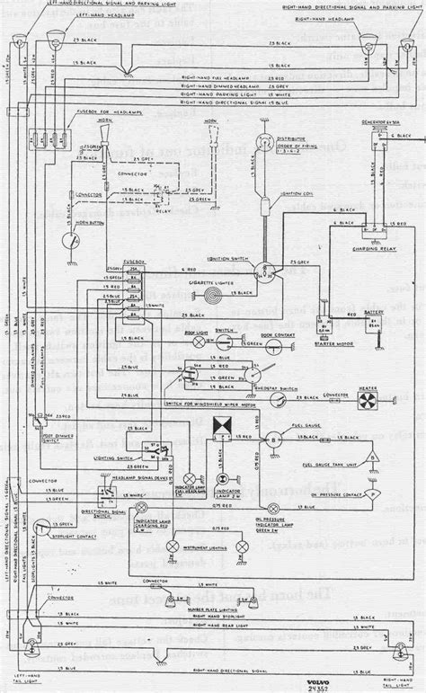 Complete Wiring Diagram Volvo Circuit