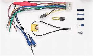 Bazooka Ela-hp  Awk Amp Wiring Kit For Ela-hp Includes Power Wire Screws  Awk