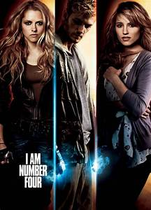 New I AM NUMBER four poster - Alex Pettyfer & Jake Abel ...