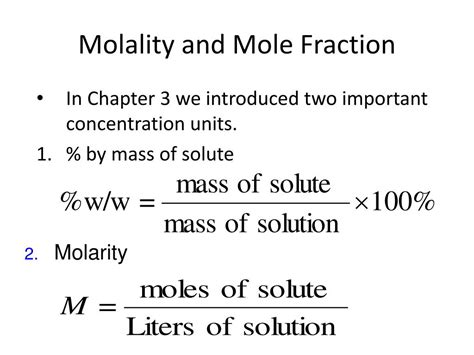 Mole Fraction Worksheet Calleveryonedaveday