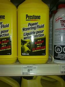 Power Steering Fluid   Hi There  I Observed That There Is