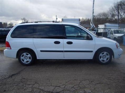 buy   ford freestar se  owner fleet mainted