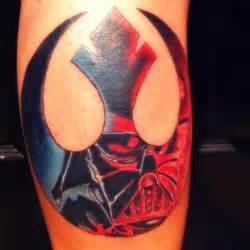 Star Wars Rebel Alliance Tattoo