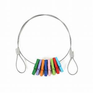 Mini Magnete Selbstklebend : fotoseil mit 10 bunten holzklammern 150cm lang 2 sen zur befestigung magnete f r den ~ Cokemachineaccidents.com Haus und Dekorationen