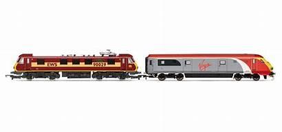 Train Transparent Virgin Hornby Way Trains Railway
