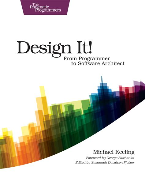 12772 architecture cover page design design it from programmer to software architect by