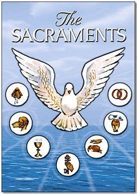 pix   sacraments symbols   catholic church