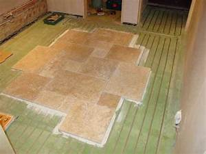 Electric under floor heating Electrics