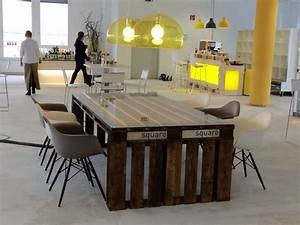 Tisch Aus Paletten : esstisch aus paletten tisch pinterest esstische palettenm bel und tisch aus paletten ~ Yasmunasinghe.com Haus und Dekorationen