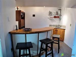 Bar De Maison : photo de bar dans maison ~ Teatrodelosmanantiales.com Idées de Décoration