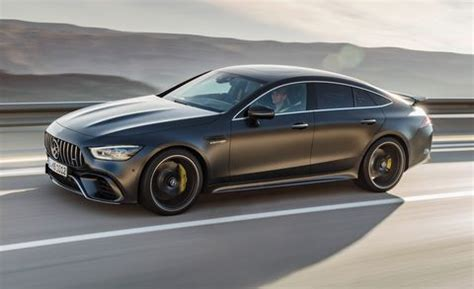 Although underneath it actually has much more in common with the e63 and new cls. 2019 Mercedes-AMG GT 4-Door Coupe: A Pure-Blooded Sports Sedan