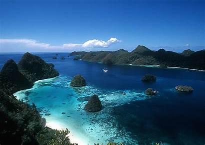 Indonesia Raja Ampat Tourism Archipelago Papua Islands