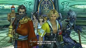 Final Fantasy X X 2 HD Remaster GameSpot