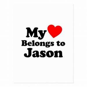 I Love You Jason