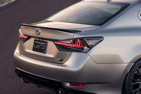 lexus gs  tail lights  fast lane car