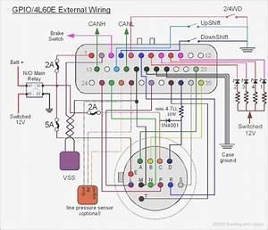 4l80e Wiring Harness