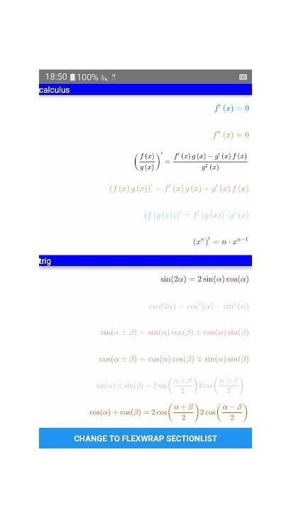 React Native Math Example