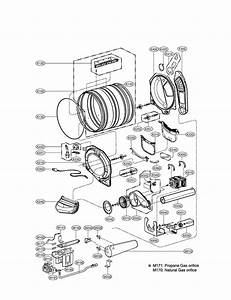 Kenmore Elite Dryer Parts Diagram