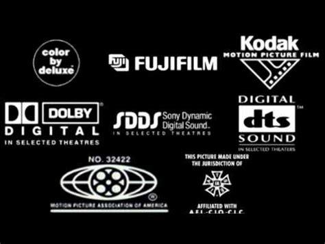 logo credits test youtube